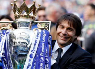 Conte proglašen trenerom sezone