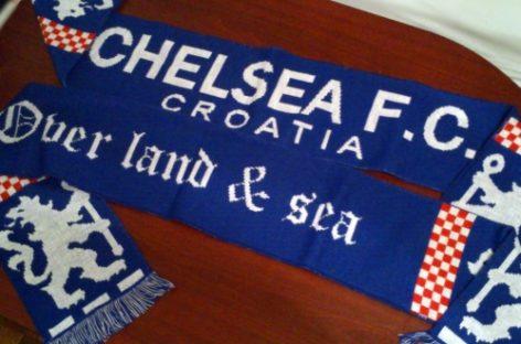 Službeni Chelsea Croatia navijački šalovi ponovno u prodaji!