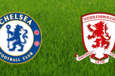 Najava utakmice: Chelsea FC – Middlesbrough FC
