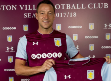 SLUŽBENO: Terry potpisao za Aston Villu