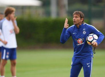 """Conte: """"Nemam puno izbora u sredini terena, moguće je da Bakayoko zaigra!"""""""