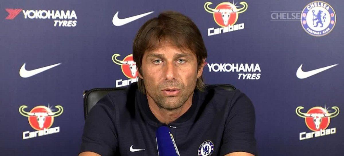 """Conte: """"Rüdiger će dobiti priliku, impresionirao me!"""""""
