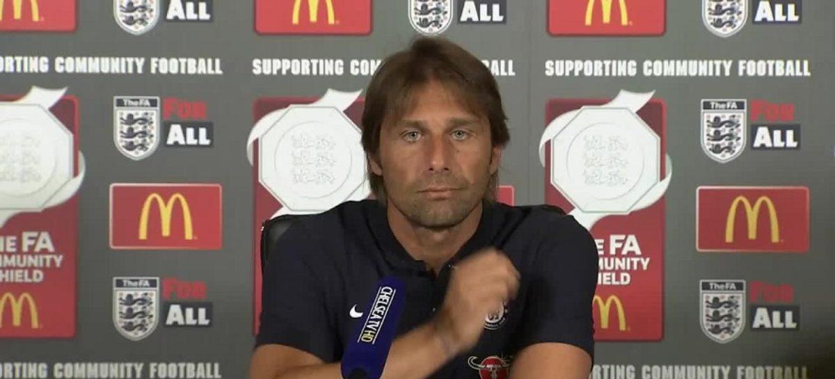 """Conte: """"Spremni smo za Arsenal i za početak nove sezone!"""""""