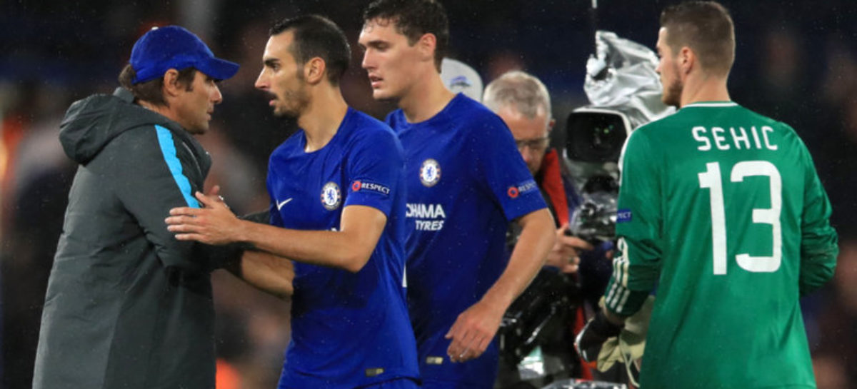 "Conte: ""Zadovoljan sam nastupom svojih igrača"""