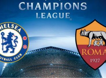 Najava utakmice: Chelsea FC – AS Roma