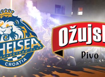 Chelsea Croatia i Ožujsko pokreću veliku suradnju!
