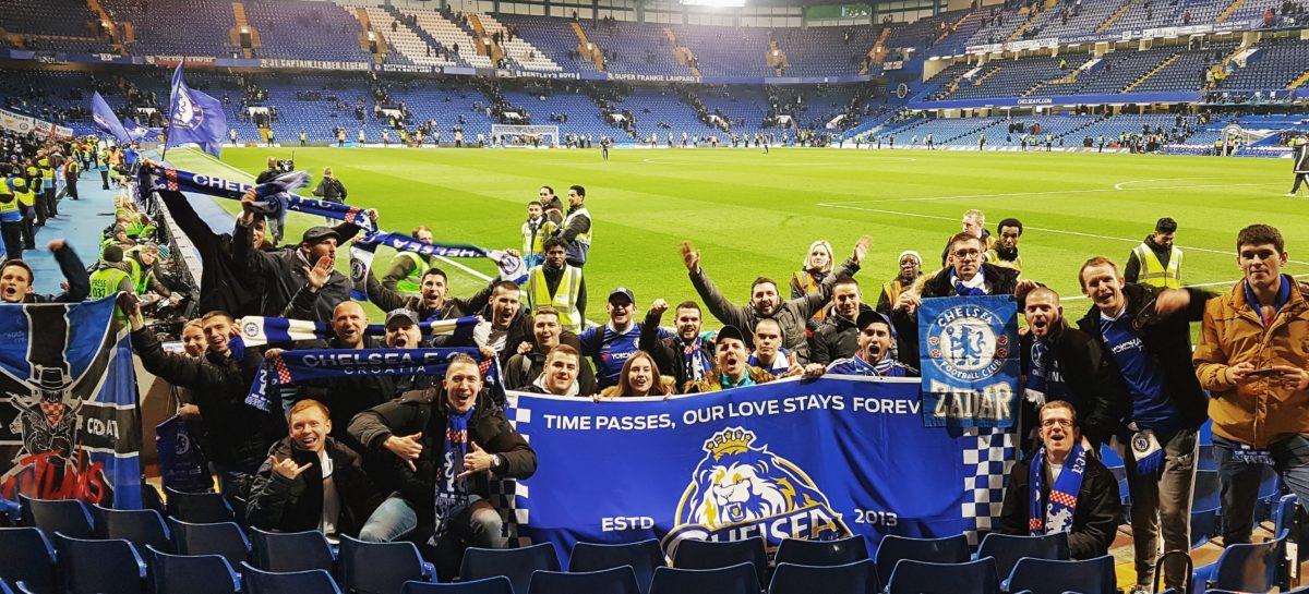 Chelsea Croatia organizirano na utakmici u Londonu!