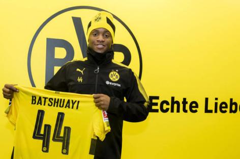 SLUŽBENO: Batshuayji na posudbi u Borussiji Dortmund