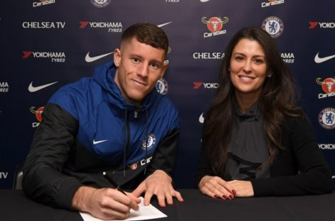 SLUŽBENO: Barkley novi igrač Chelseaja!