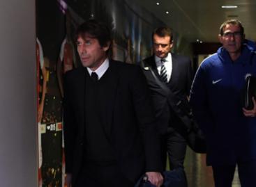 """Conte: """"Na meni je danas teška odluka"""""""