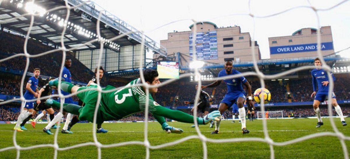 """Courtois: """"Leicester je bio bolja momčad"""""""