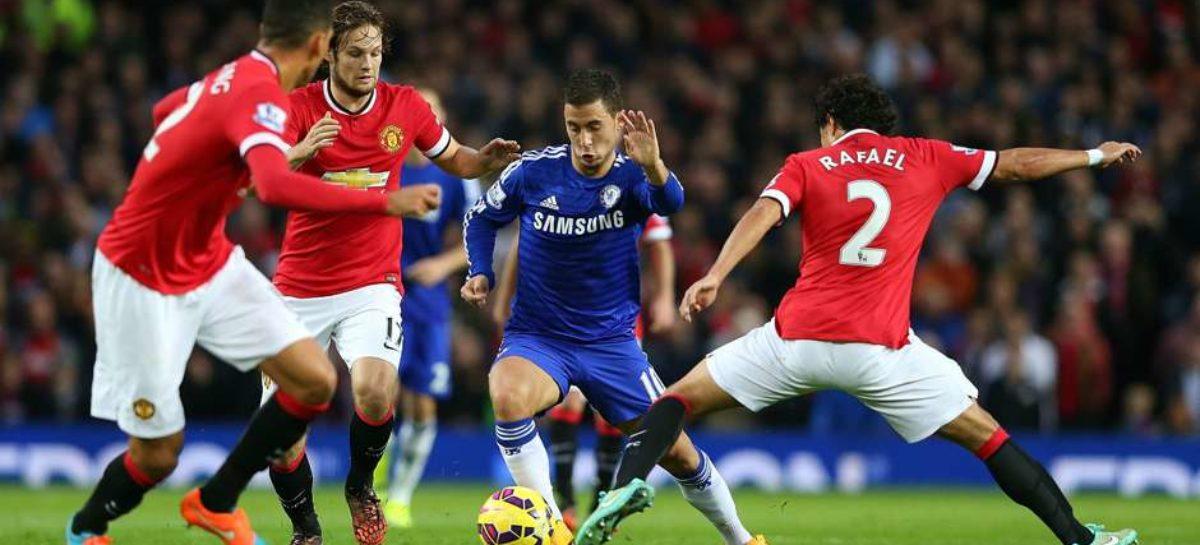 Statistika potvrđuje kako je Eden Hazard najbolji dribler Europe