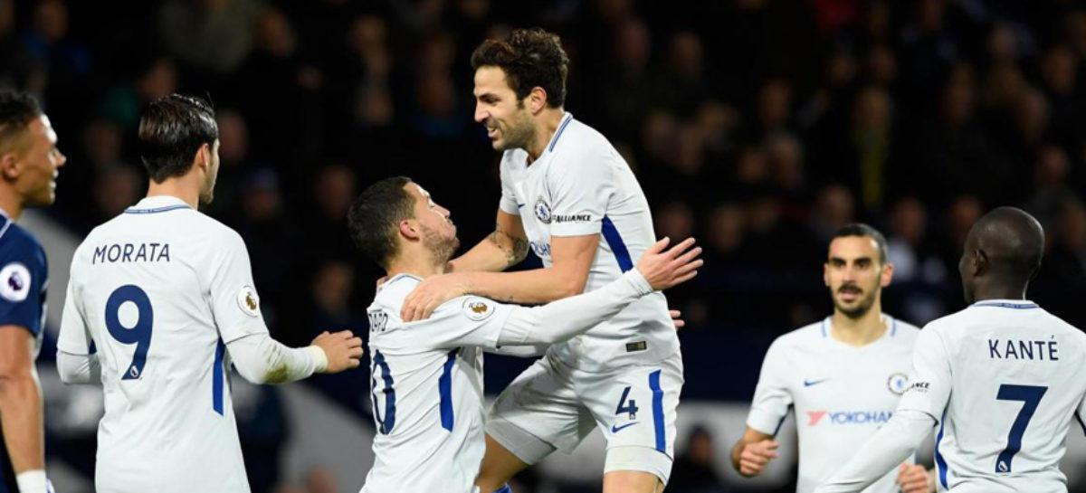 Najava utakmice: Chelsea FC – West Bromwich Albion FC