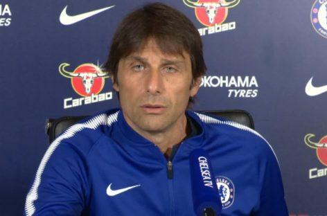 Conte dao otkaz nakon fizičkog obračuna u tunelu!