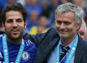 "Cesc Fabregas: ""Volim Josea Mourinha, vratio je u meni strast."""