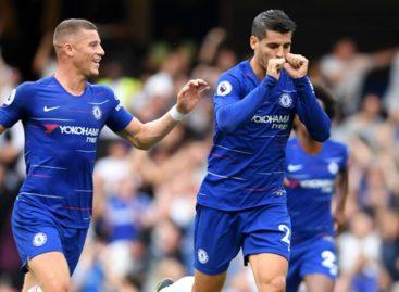 Chelsea FC 3-2 Arsenal FC (Kraj)