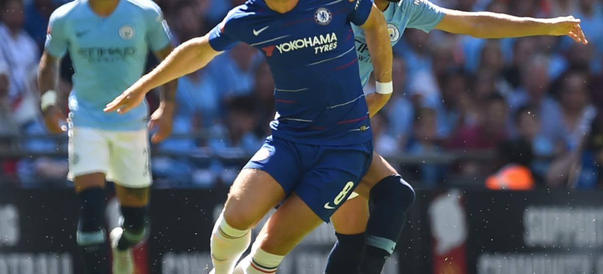 Chelsea FC 0-1 Manchester City FC (Poluvrijeme)
