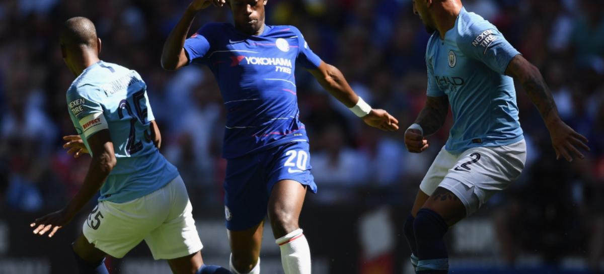 Chelsea FC 0-2 Manchester City FC (Kraj)