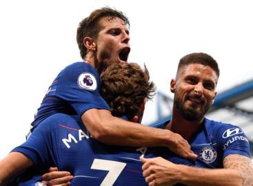 Chelsea FC 3-2 Arsenal FC (Ocjene igrača)