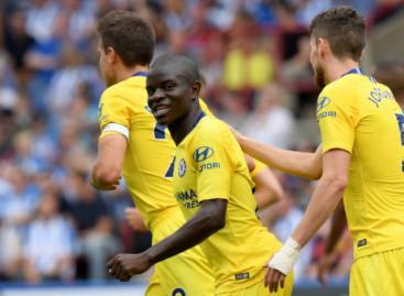Huddersfield Town FC 0-3 Chelsea FC (Ocjene igrača)