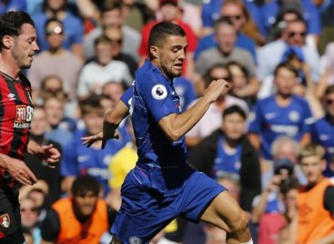 Chelsea FC 0 – 0 Bournemouth AFC (Poluvrijeme)
