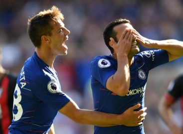Chelsea FC 2 – 0 Bournemouth AFC (Kraj)