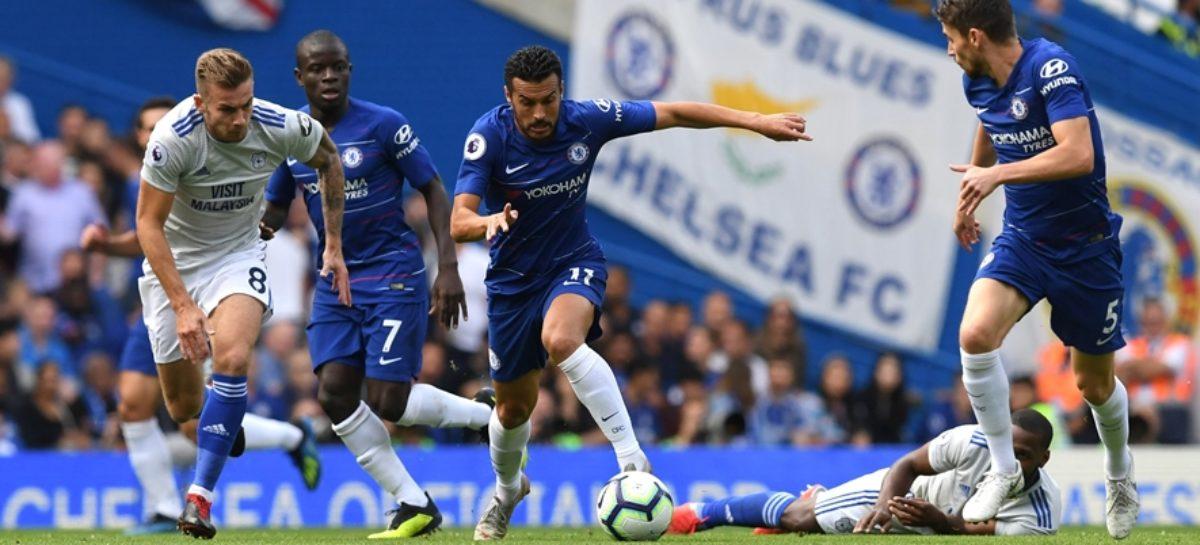 Chelsea FC 2 – Cardiff City FC 1 (poluvrijeme)