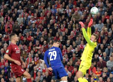 Liverpool FC 0-0 Chelsea FC (Poluvrijeme)