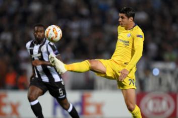 PAOK FC 0-1 Chelsea FC (Kraj)