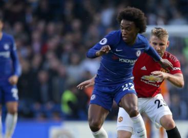 Chelsea FC 2-2 Man United FC (Kraj)
