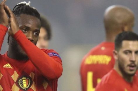 VIDEO: Predivna lopta Hazarda, gol Batshuayija