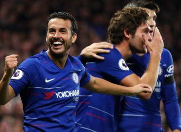 Chelsea FC 3 – 1 Crystal Palace FC | KRAJ