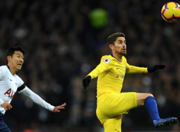 Tottenham Hotspur FC 3-1 Chelsea FC | KRAJ