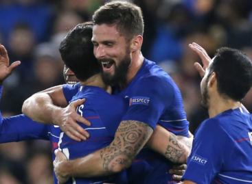 Chelsea FC 4-0 PAOK FC | KRAJ