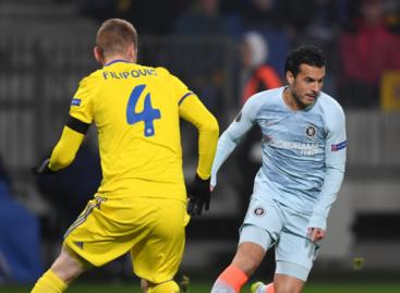 FK BATE Borisov 0-1 Chelsea FC | KRAJ