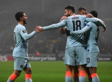 FK BATE Borisov 0-1 Chelsea FC | OCJENE