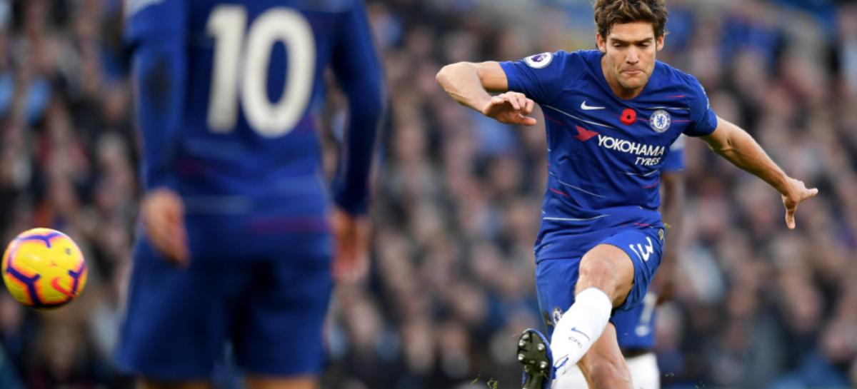 Chelsea FC 0-0 Everton FC   KRAJ