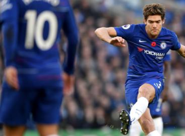 Chelsea FC 0-0 Everton FC | KRAJ