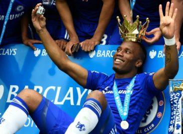 Didier Drogba, King of Chelsea