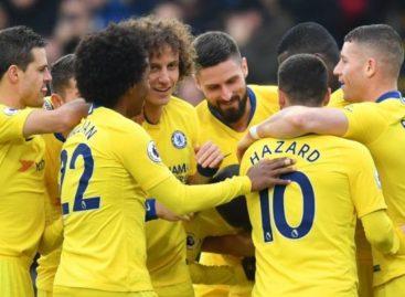 Crystal Palace FC 0-1 Chelsea FC | KRAJ