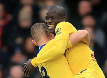 Crystal Palace FC 0-1 Chelsea FC | OCJENE