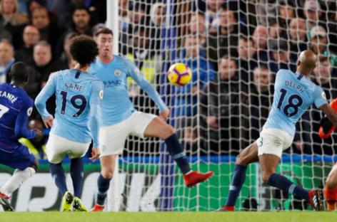 Chelsea FC 2-0 Manchester City FC | KRAJ