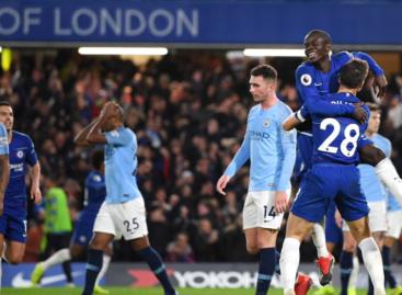 Chelsea FC 2-0 Manchester City FC | OCJENE