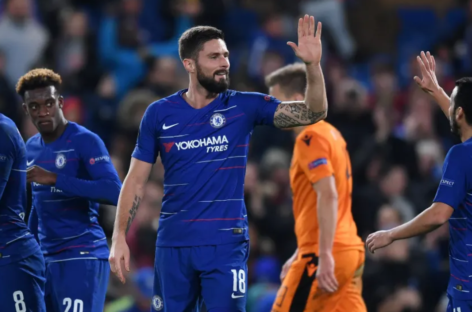 Chelsea FC 4-0 PAOK FC | OCJENE