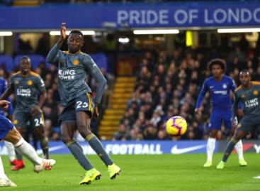 Chelsea FC 0-1 Leicester City FC | OCJENE