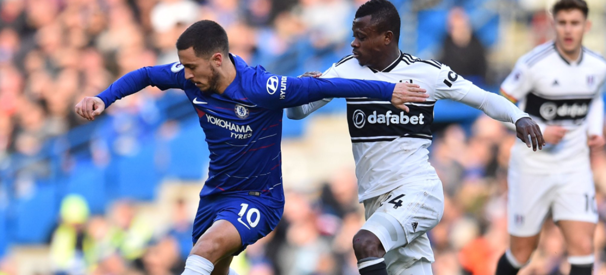 Chelsea FC 2-0 Fulham FC | KRAJ