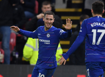 Watford FC 1-2 Chelsea FC | OCJENE