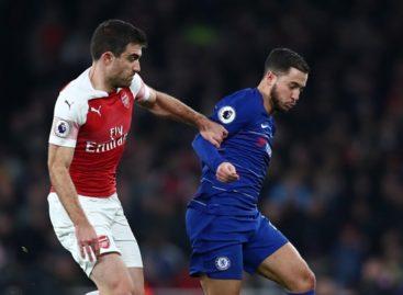 Arsenal FC 2-0 Chelsea FC | KRAJ