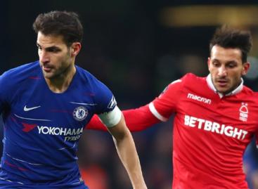Chelsea FC 2-0 Nottingham Forest FC | KRAJ