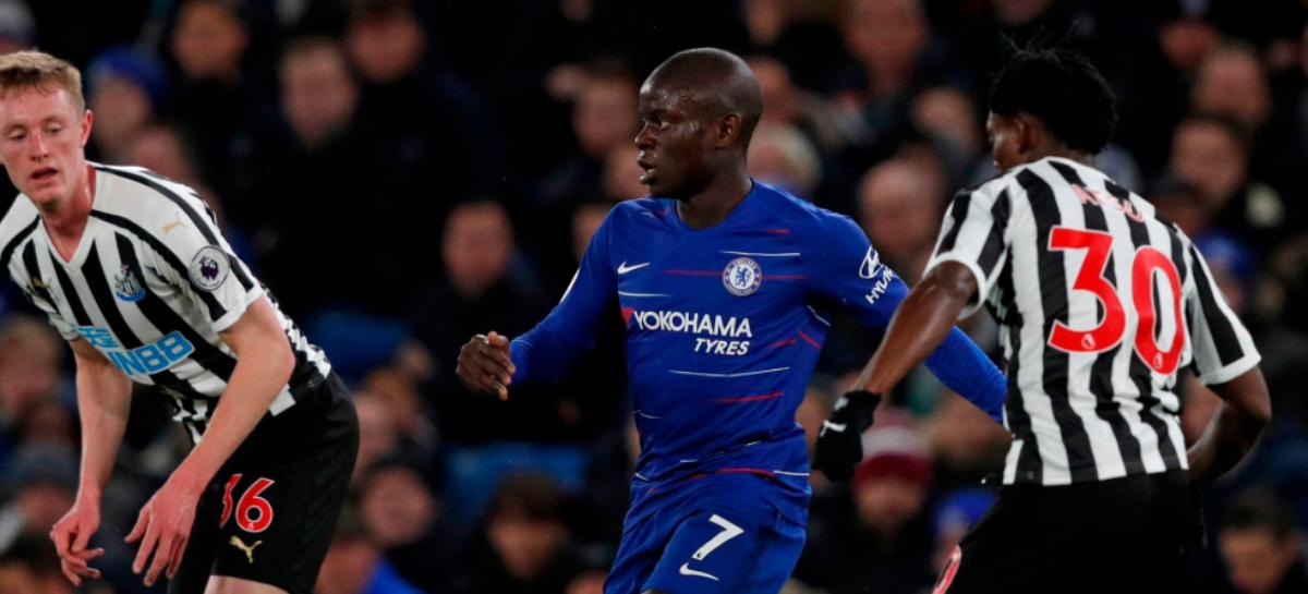 Chelsea FC 2-1 Newcastle United FC | KRAJ